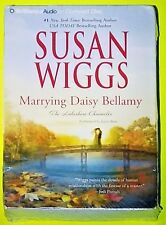 The Lakeshore Chronicles: Marrying Daisy Bellamy 8 by Susan Wiggs (CD, Abr  NEW