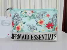 Disney Loungefly Ariel Little Mermaid Cosmetic Makeup Bag Case Nwt
