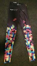 RETRO GAMER LEGS BLACKMILK XS