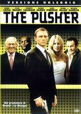 The pusher DVD RENT Nuovo Sigillato Daniel Craig