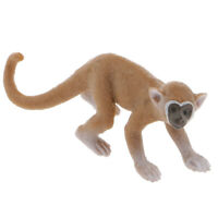 Realistic Squirrel Monkey Wild/Zoo Animal Model Figure Figurine Kids Toy