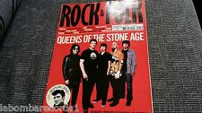MAGAZINE ROCK & FOLK 421 - QUEENS OF THE STONE AGE - COLDPLAY - PRIMAL SCREAM