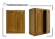 All Wood RTA Country Oak Wall Cabinet W3030 Ready To Assemble Kitchen Cabinet