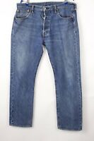Levi's Strauss & Co Hommes 501 Jeans Jambe Droite Taille W38 L32 BCZ1019
