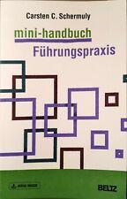 Mini-Handbuch Führungspraxis | Buch | Neu