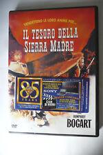 "DVD  ""IL TESORO DELLA SIERRA MADRE"" JOHN HUSTON 1948-2004"