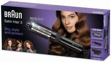 Braun Satin Hair 3 AS330 Cepillo de pelo Moldeador Rizador con 3 Accesorios