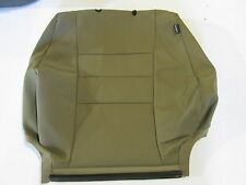 Ford Escape 2008 2009 2010 Driver upper LH OEM Seat Cover tan Cloth