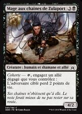 MTG Magic OGW - (x4) Zulaport Chainmage/Mage aux chaînes de Zulaport, French/VF