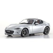 Mazda Roadster RF VS Silver Kyosho 18025S 1:18 Resin Model