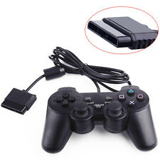 Dual Shock Gamepad Joystick Wired Game for Sony Playstation 2 PS2 Controller Hot