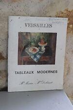 Catálogo de arte - Baca las Essex Ligeros Versailles - Cuadros moderno 1988