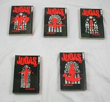 Set Of Judas Books by Suu Minazuki 1-5 All Tokyopop First Editions B25