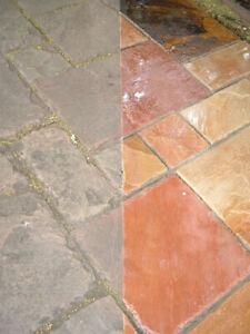 Indian Sandstone Limestone Clay paviours 5l
