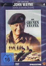 DVD NEU/OVP - Die grünen Teufel - John Wayne & David Janssen