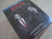 SUITS Season 1-3 BLU-RAY Box SLIPCOVER Gabriel Macht Patrick Adams Meghan Markle