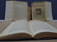 Kenneth Roberts LYDIA BAILEY 1st Edition 1st Printing 1947