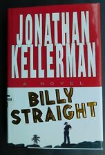 SIGNED first edition BILLY STRAIGHT JONATHAN KELLERMAN novel 1998 2nd printing