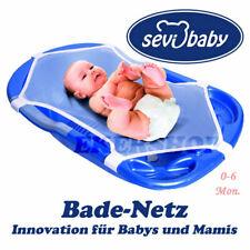 Baby Badewannennetz ECO 330 Bade Netz Weiß Sevibaby Badewannensitz Badesitz