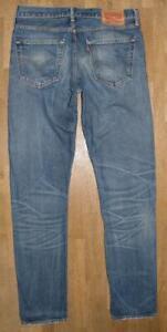 """coole LEVI`S 508 Herren- JEANS / LEVIS Blue- Jeans in blau in W32"""" /L34"""""""