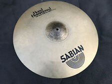 """Sabian 21"""" HH Hand Hammered Raw Bell Dry Ride"""