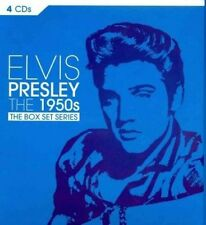 Elvis Presley Box Set Music CDs & DVDs