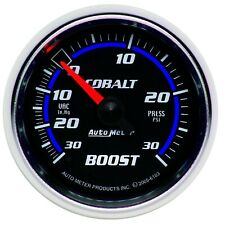 AutoMeter 6103 Cobalt Mechanical Boost/Vacuum Gauge