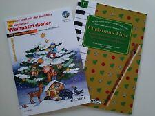 Abverkauf Noten Paket  WB 2 – Sopran Blockflöte Duette Weihnachten
