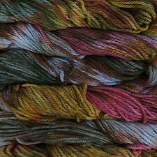 Malabrigo Merino Chunky Yarn / Wool 100g - Deja Vu (621)