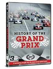 Racing Through Time History of The Grand Prix 5060162452203 DVD Region 2