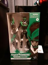Power rangers Lightning Collection Psycho green Second