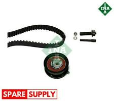 TIMING BELT SET FOR AUDI SEAT VW INA 530 0164 10