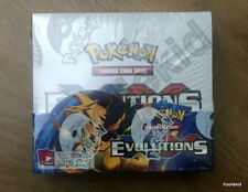BRAND NEW Pokemon Cards XY EVOLUTIONS SEALED BOOSTER BOX (36 Packs) TCG  6TH GEN