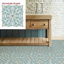 Luxury Vinyl Tile Self Adhesive Squares Peel And Stick Flooring Tiles 10 Pack