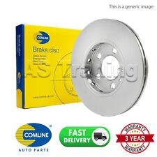 REAR COMLINE COATED BRAKE DISC FOR BMW 3 SERIES 318 D 320 325 328 316 323 05-15