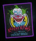 PATCH - Kreepy Klowns From F'n Space - Horror, Killer Clowns, outer space