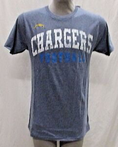 Los Angeles Chargers NFL Men's Raised-Style Graphic T-Shirt
