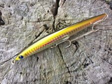 Sinking Stickbait Fishing Lure 130mm Lures Tuna Salmon Tailor Barra Stick Bait