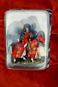 Soldat de plomb Moyen-âge DELPRADO Prince Edward d'Angleterre  Lewes 1264