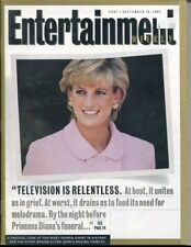 ENTERTAINMENT WEEKLY ~ PRINCESS DIANA ~ SEPTEMBER 1997 ~ MINT CONDITION