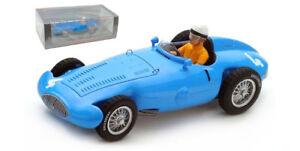 Spark S5312 Gordini T32 #4 6th Monaco GP 1956 - Andre Pilette 1/43 Scale