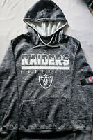 NEW LAS VEGAS RAIDERS NFL TEAM APPAREL HOODIE - SMALL - New with Tags