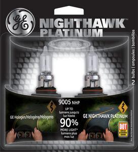 Headlight Bulb-Base GE Lighting 9005NHP/BP2
