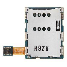 flex slot alloggio contatti lettore scheda sim per Galaxy Note 10.1 N8000 8000