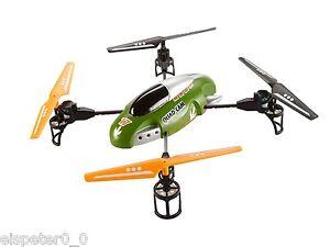 Quad Hélicoptère Cam 4CH / GHZ, Revell Modèle avec Caméra, 23962
