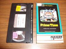 PRIME TIME~1977 SUPER RARE VHS~AKA AMERICAN RASPBERRY~Paragon Cannon