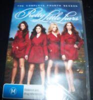 Pretty Little Liars The Complete Fourth Season 4 (Australia Region 4) DVD – New