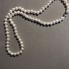 Fresh Water Pearl Handmade Necklace