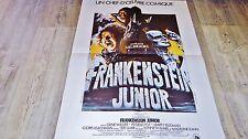 FRANKENSTEIN JUNIOR ! mel brooks affiche cinema 1974