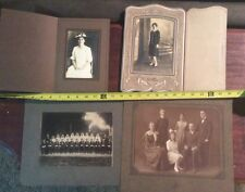 4 VINTAGE PHOTO'S, mixed lot some over 100 years old. Area, Buffalo, NY (#6)